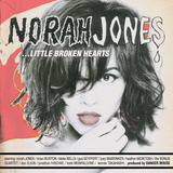 Norah Jones   Little Broken Hearts [cd] Importado Lacrado Or
